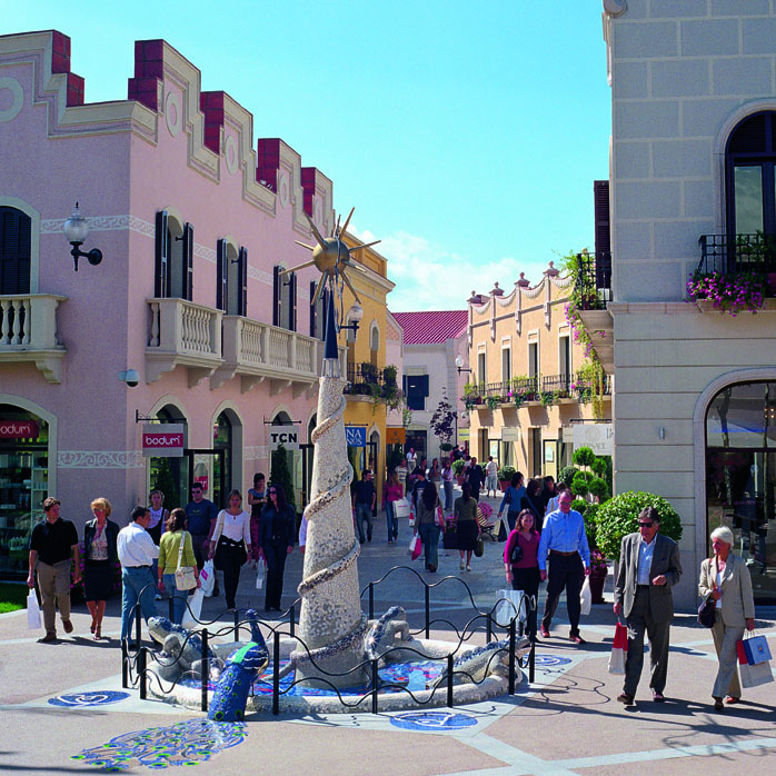 outlet La Roca Village