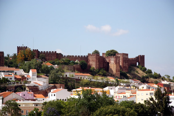 Photos Algarve: Silves Castle