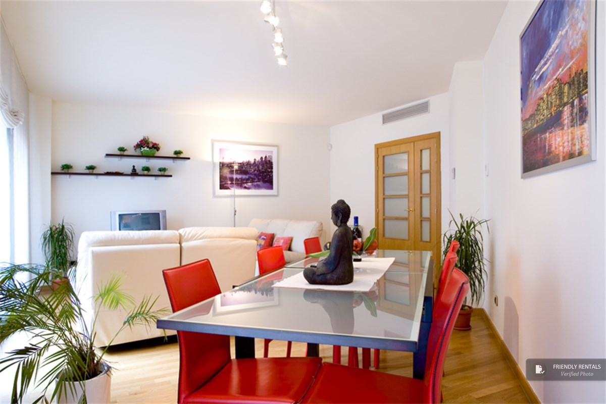 The Icaria Apartment in Barcelona