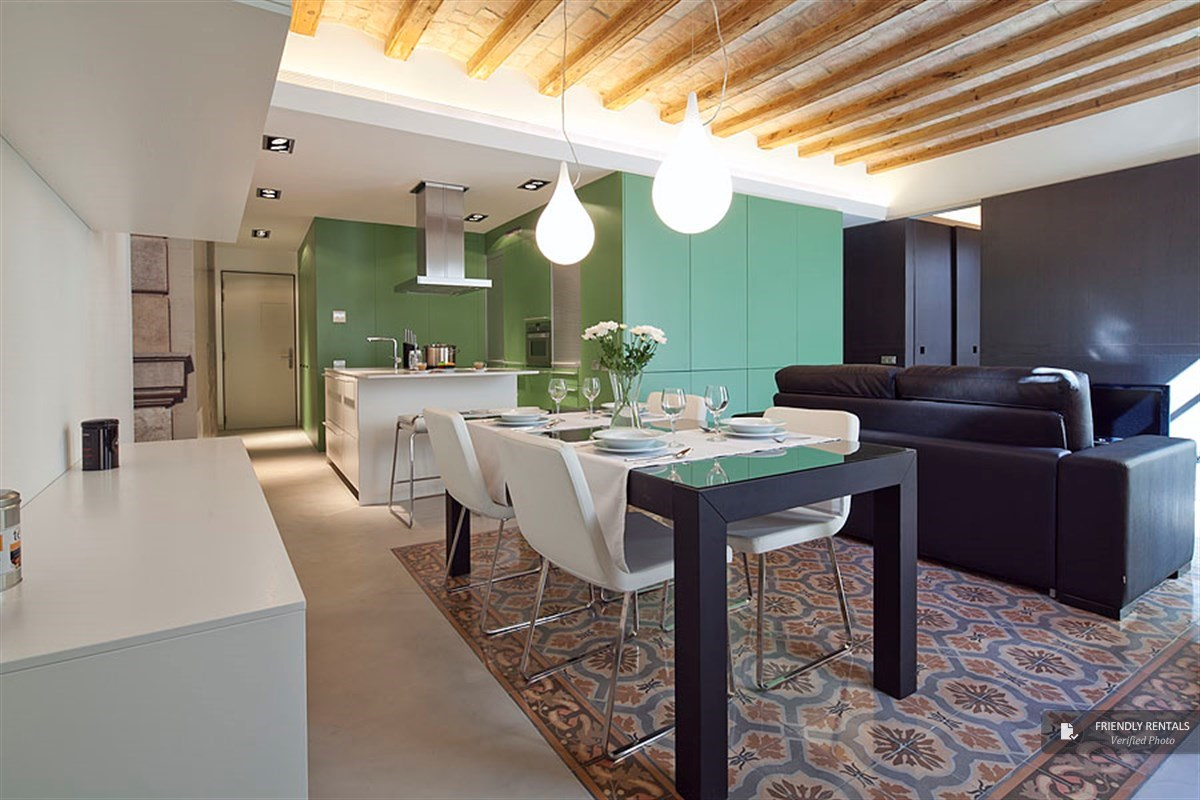 The PTF Ramblas Apartment in Barcelona