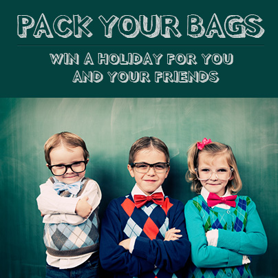 Holiday Promotion Friendly Rentals
