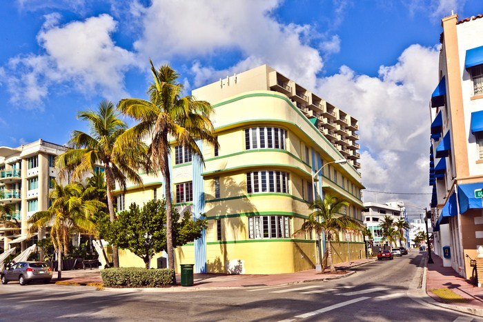 Quartiere Art Deco Miami