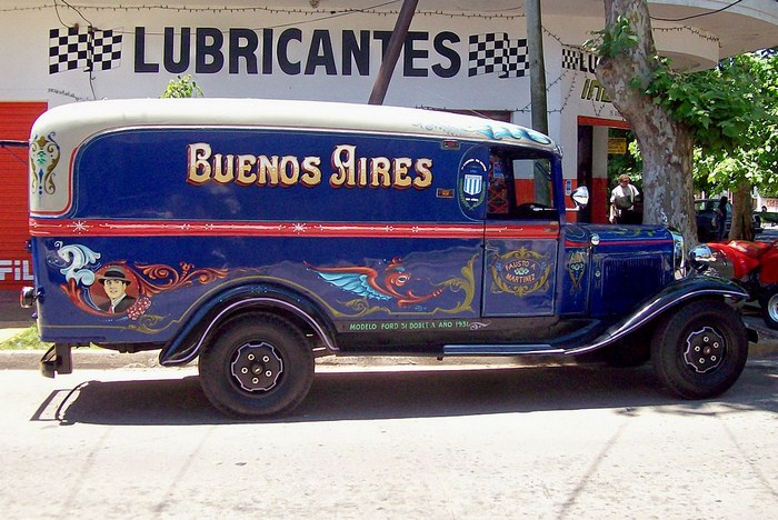 Fileteado porteño: popular lettering and art in Buenos Aires