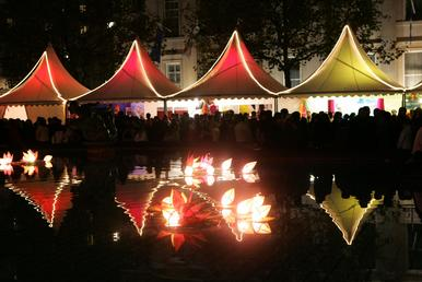Diwali in the Square: Hindu Festival of Lights in London