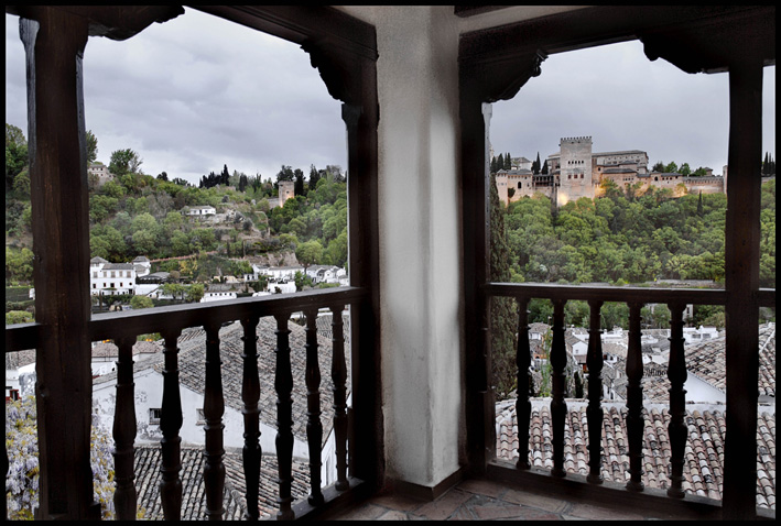 Restaurants with the best views of the Alhambra in Granada
