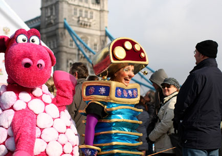 Maslenitsa Russian Festival taking place in London this spring