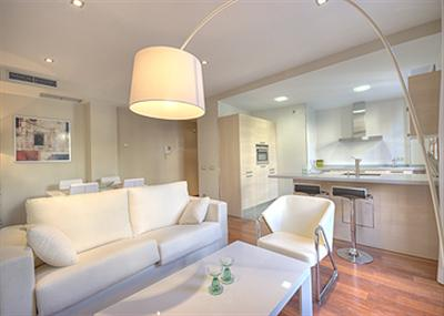 Apartment of the week in Valencia, the Schubert I