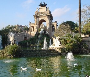Music in the Parks classical and jazz music festival in Barcelona this summer