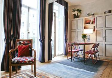 Apartment of the week in London, the Romance