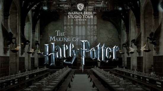 "Esibizione ""The Making of Harry Potter"""
