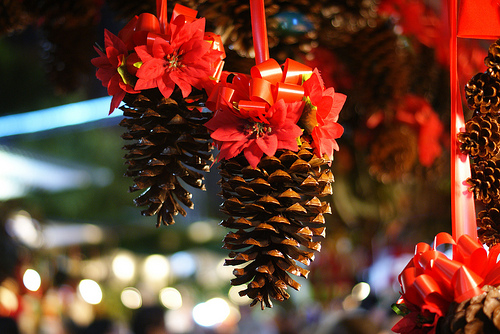 Christmas markets in Barcelona 2015