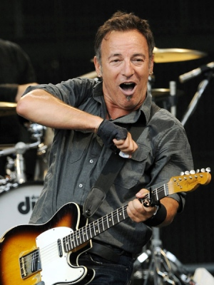 Bruce Springsteen tour 2012