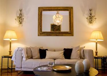 Apartment of the week in Lisbon, the Belas Artes