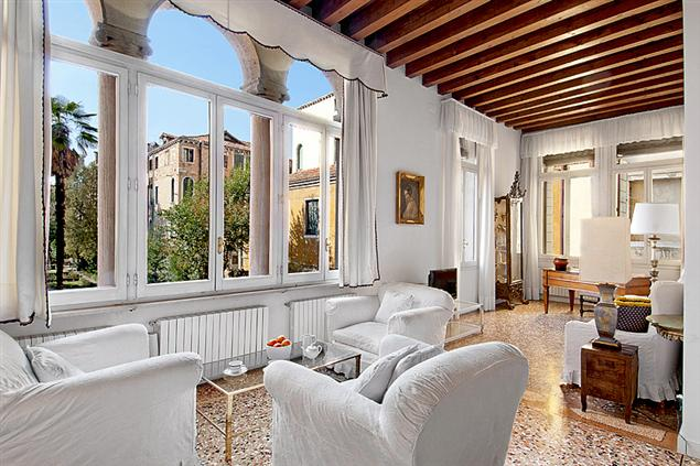 Apartment of the Week in Venice, the Casanova