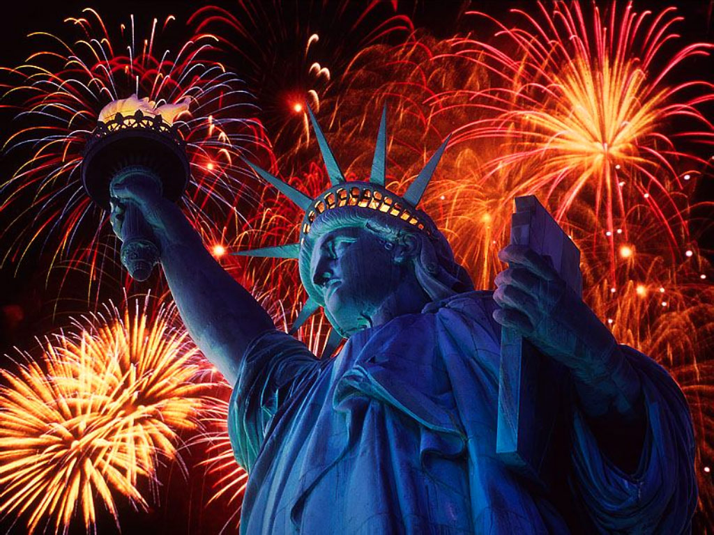 4th of July celebrations in New York 2015