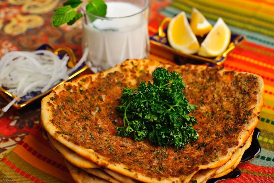The most typical dishes of Turkish cuisine