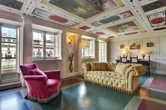 Apartment of the week in Florence – the Althea