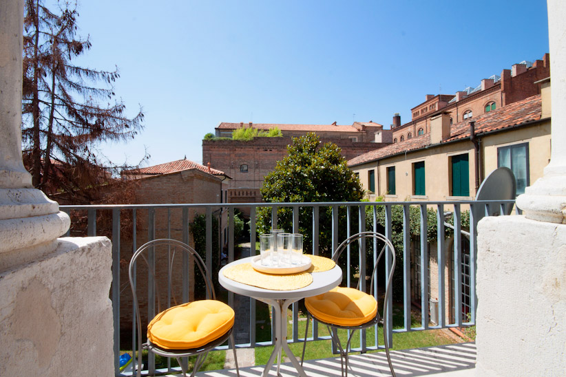 Apartment of the week in Venice – the Dogaressa