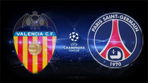 Champions League 2012-13:Valencia-PSG