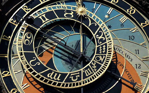 Prague Astronomical Clock, marking time through the centuries
