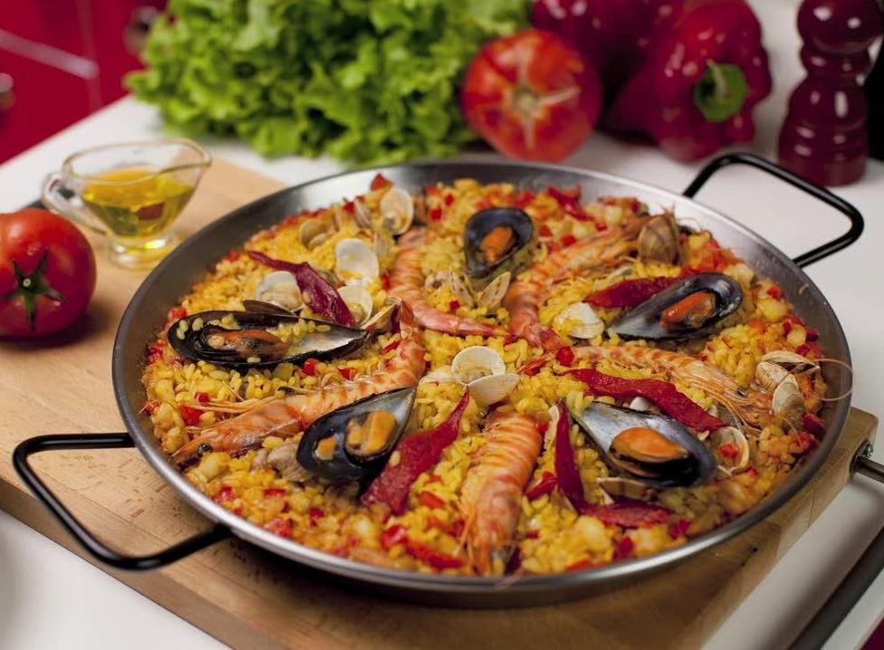 The best Paella restaurants in Sitges