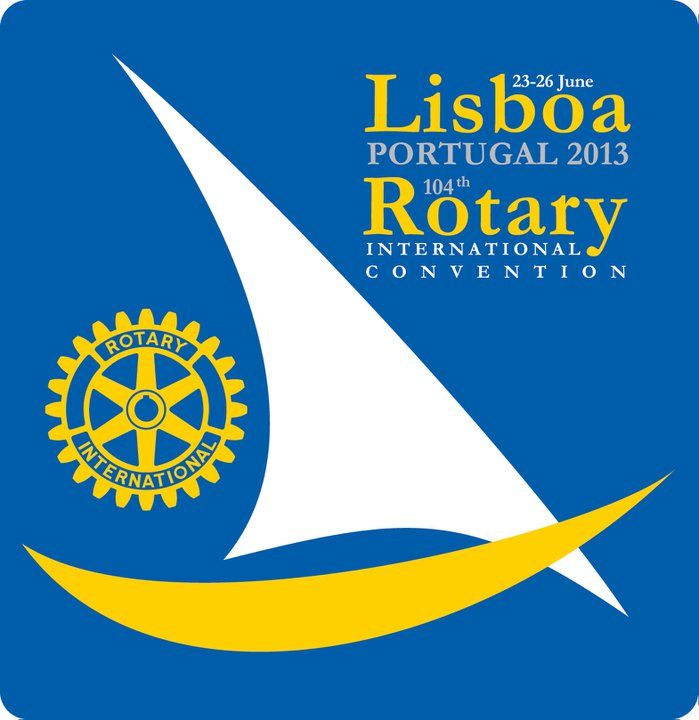 Rotary Convention in Lisbon 2013