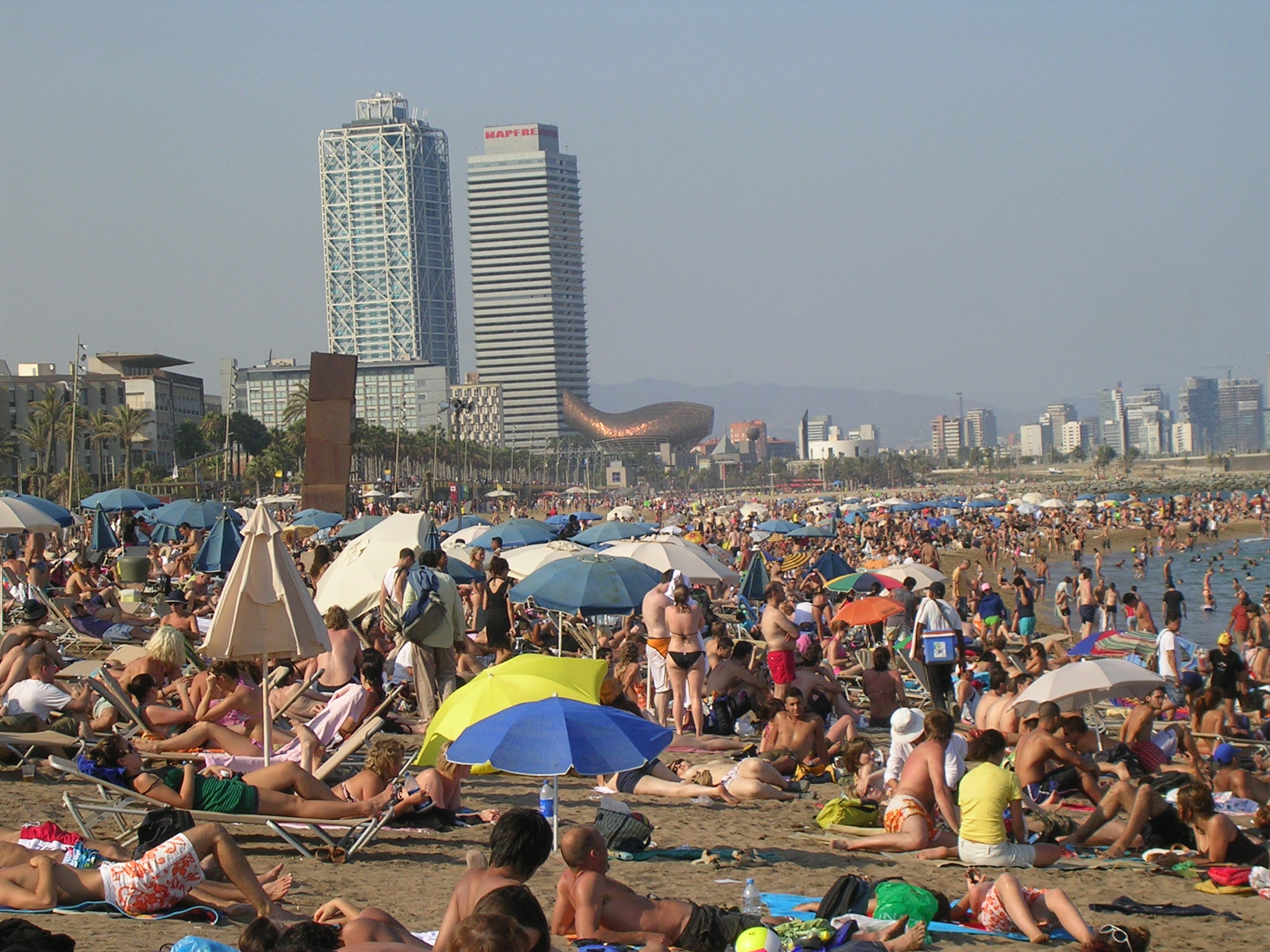 10 Things to do in Barcelona this Summer