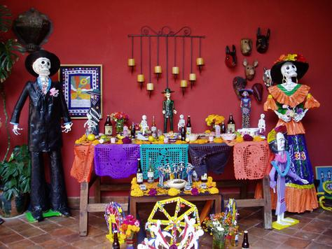 Day of the Dead,Mexican Halloween in Puerto Vallarta