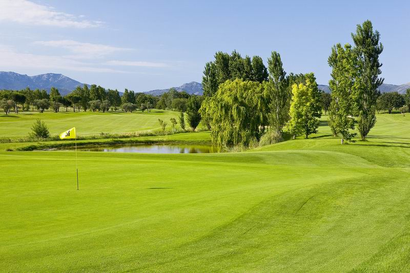 The Golf Courses of the Costa Brava