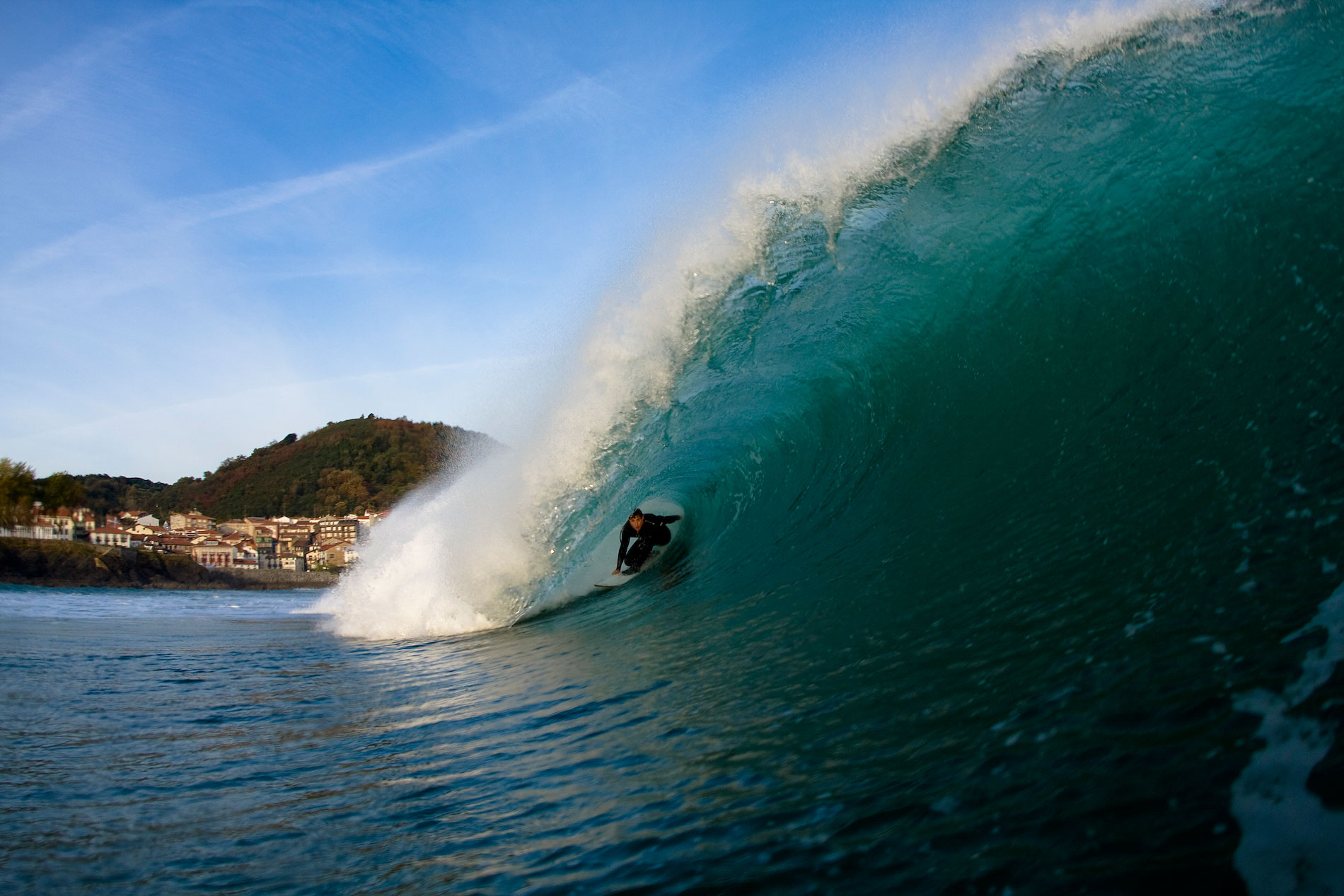 Surfing the Basque Country II: Bilbao