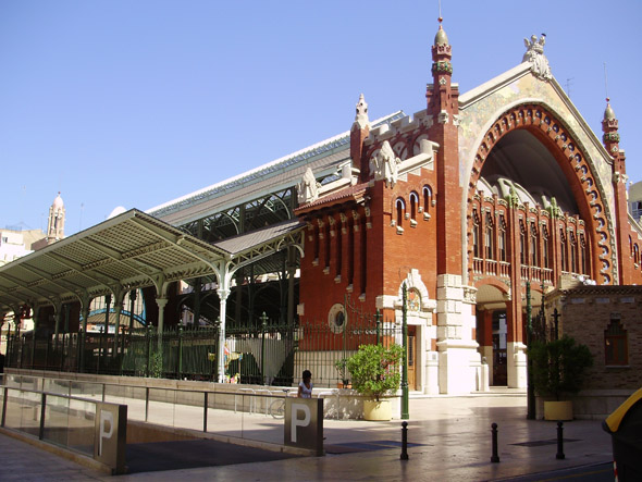 Four of the most popular markets in Valencia
