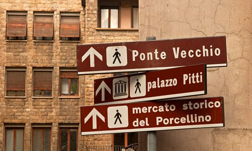 A Free Walking Tour of Florence: A Great Way Not to Get Lost.
