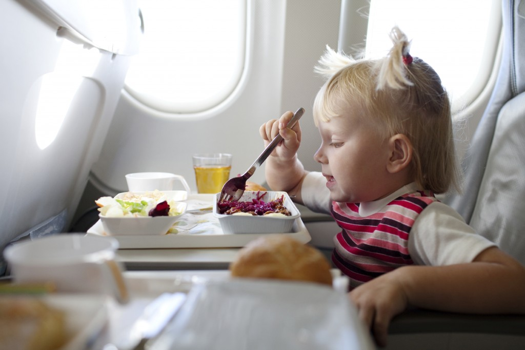 Kids today are better travelled than their parents