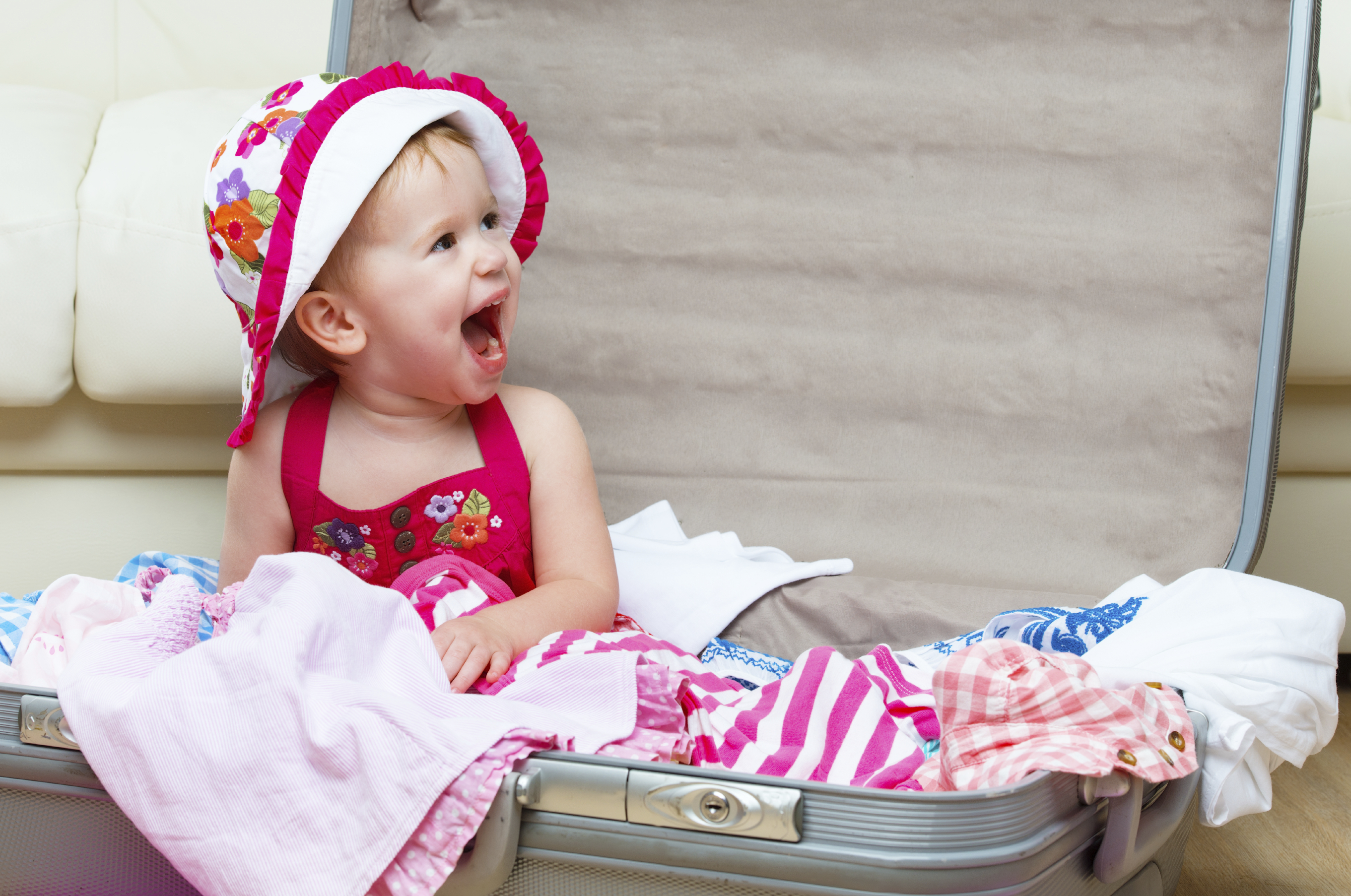 Preparation is everything for holidays with toddlers