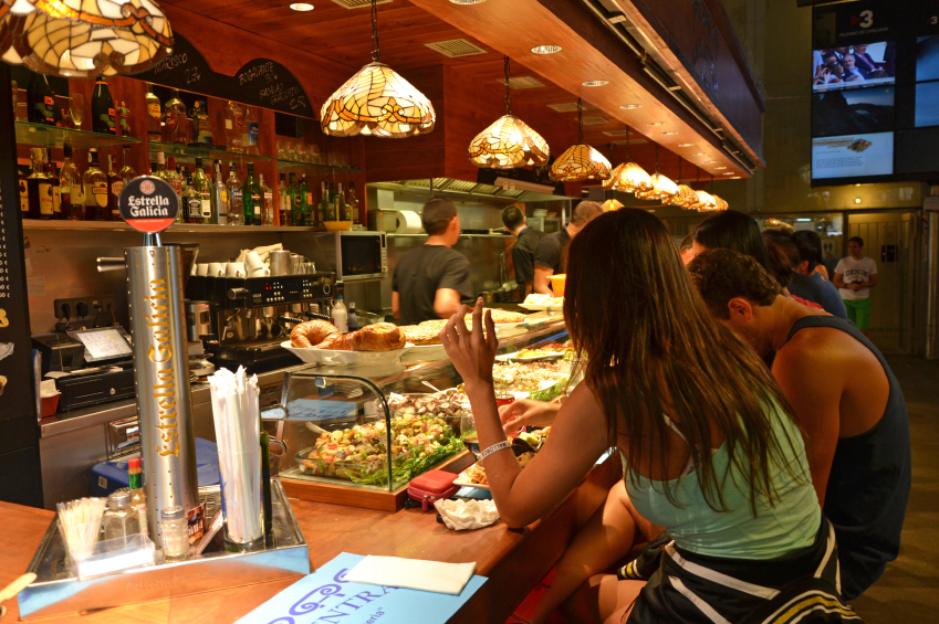 Top food facts about Barcelona
