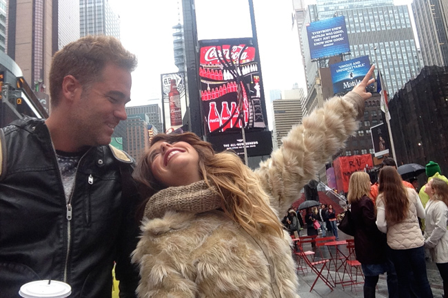 Friendly Stories: Marriage proposal in New York