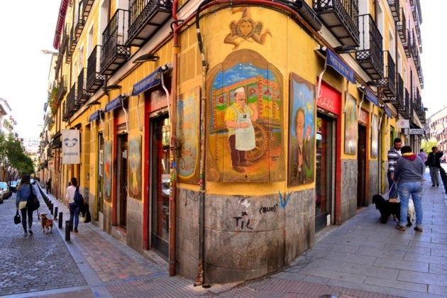 An Alternative Guide to Madrid