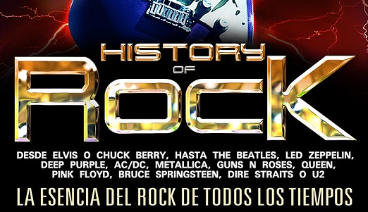'History of Rock' en Valencia