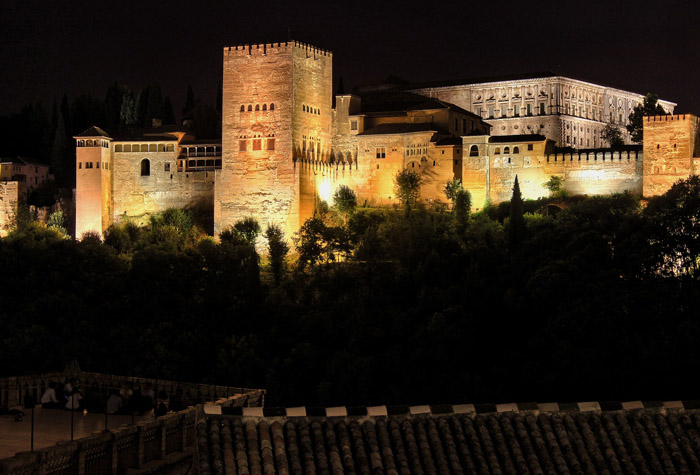 Going Out in Granada at Night!