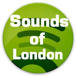 Playlist Sounds of London
