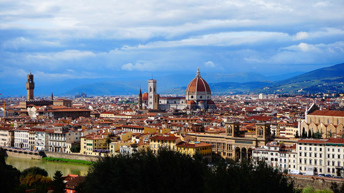 Route in Florence: Discovering the Works of Michelangelo