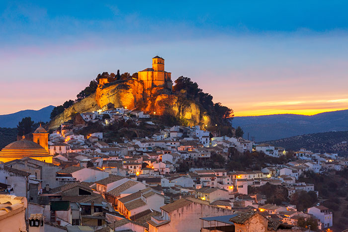 Granada: Beautiful Nearby Towns