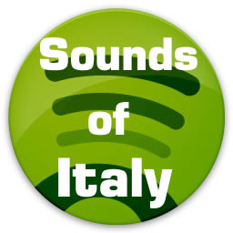 Playlist Sounds of Italy