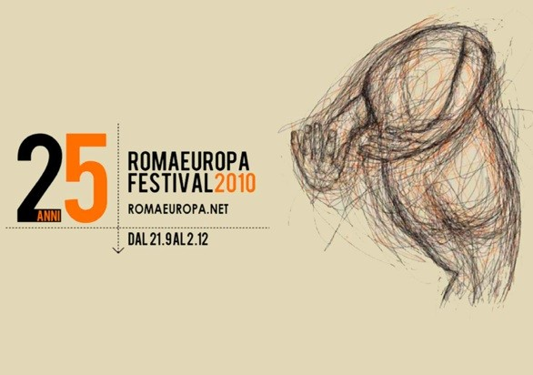 Romaeuropa festival: major art, music and dance festival this autumn of 2010