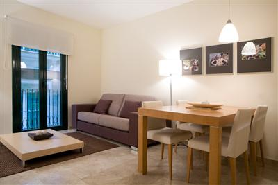 Friendly Rentals apartment of the week in Barcelona:Muller III