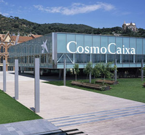 Enjoy the 6th anniversary of the CosmoCaixa museum in Barcelona during 2010