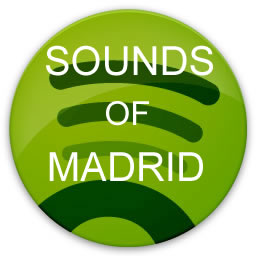 Playlist Sounds of Madrid