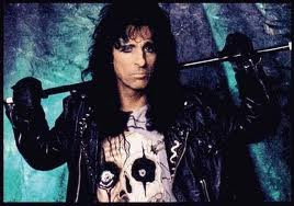 Alice Cooper in concert in Madrid and Barcelona