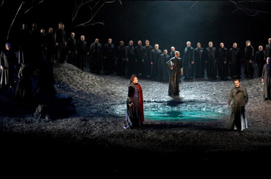 Barcelona and Wagner: an unmissable event in the 2012 opera season in Liceu Opera House