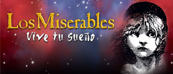 """25th anniversary of """"Les Miserables"""" in London, and first showing in Madrid this autumn"""